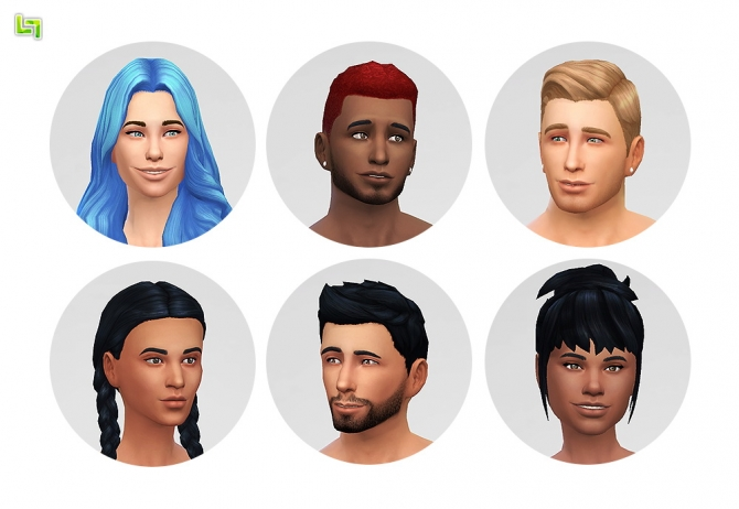 Sims 4 Ooooohhh…Smooth skin at LumiaLover Sims