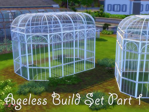 Sims 4 Ageless Build Set Part 1 at NotEgain