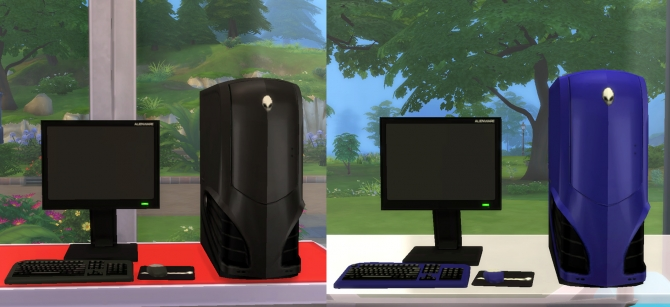 how to make a computer mod for the sims 4