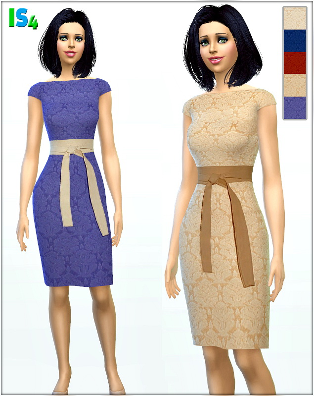 Dress 28 IS4 at Irida Sims4 image 8714 Sims 4 Updates