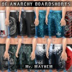 Sons of Anarchy's Boardshorts