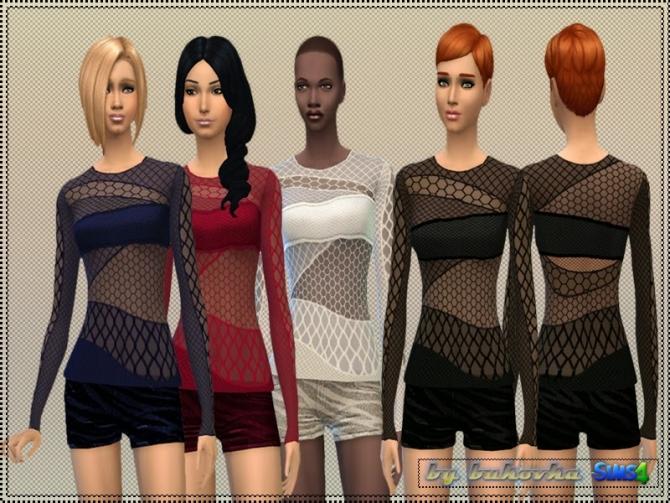 Sims 4 Set Grid and Strips at Bukovka