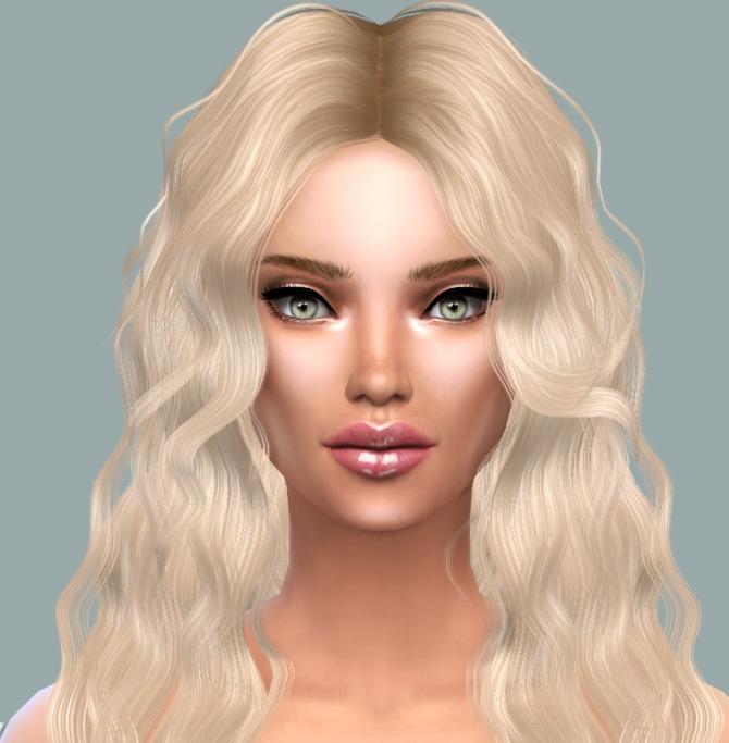 ShinySisters LipGloss at S4 Models image 9561 Sims 4 Updates