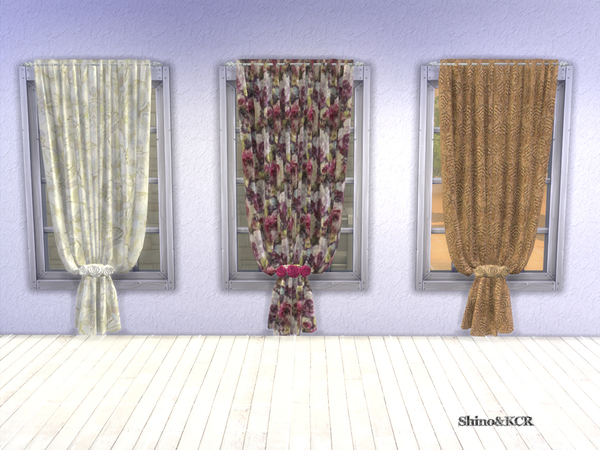 Curtains and Canopys by ShinoKCR at TSR image 1011 Sims 4 Updates