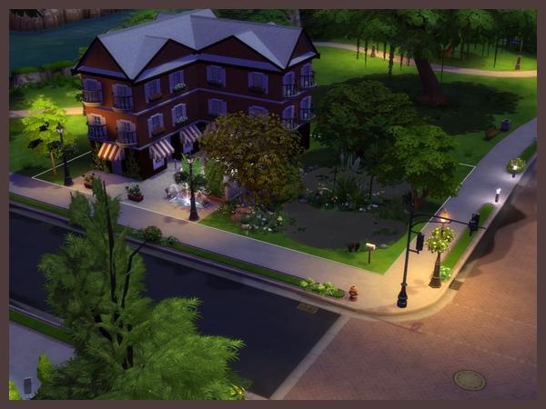Sims 4 Foodies Shop by Maxi Sims at Akisima