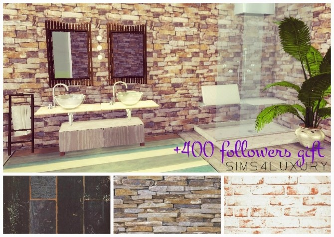 6 wallpapers at Sims4 Luxury image 1040 670x475 Sims 4 Updates
