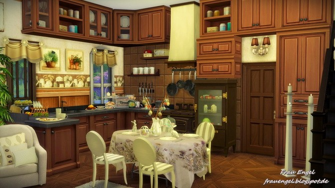 Antique Store At Frau Engel 187 Sims 4 Updates