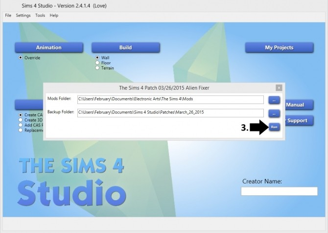 Batch Fix for Alien Catalog Thumbnails at Sims 4 Studio image 1073 670x475 Sims 4 Updates