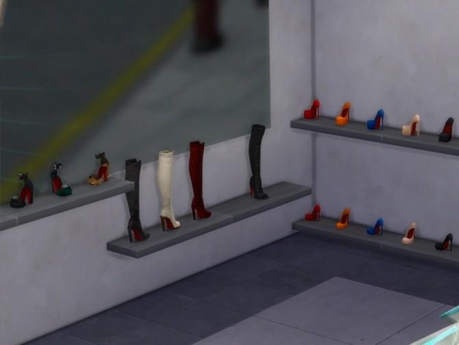 Sims 4 Retail Store at Sentate