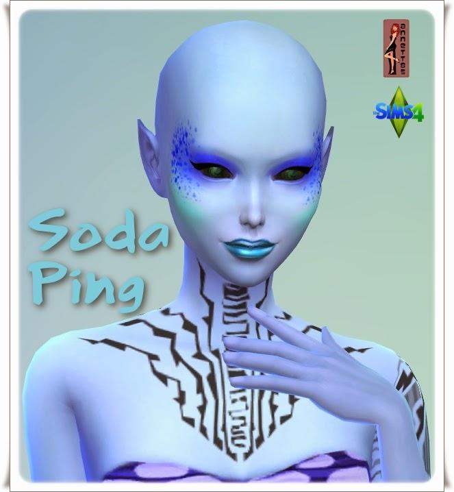 Alien Soda Ping Annett Sims Welt Updates