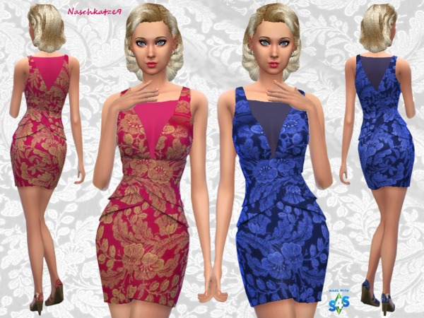 Outfit with Chic by naschkatze9 at TSR image 1113 Sims 4 Updates