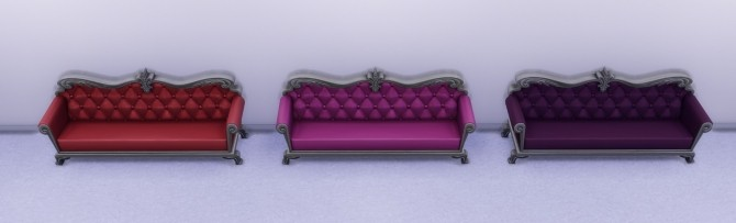 DePablo Couch Recolor Light Wood by lexiconluthor at Mod The Sims image 11221 670x203 Sims 4 Updates