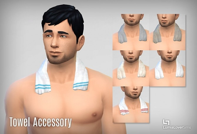 Towel accessory at LumiaLover Sims image 11410 670x458 Sims 4 Updates