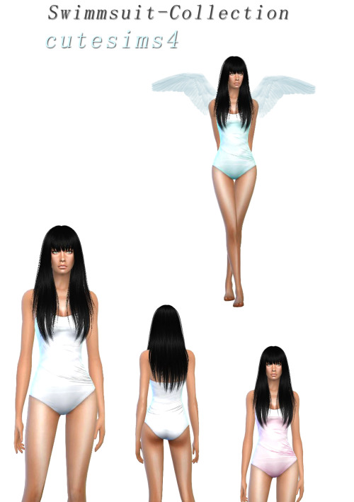 Tops and swimsuit at Cute Sims4 image 11521 Sims 4 Updates