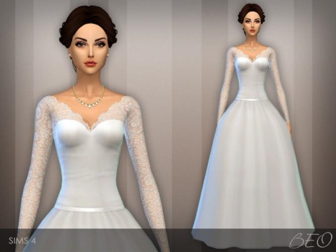 Wedding Dresses Under 500: Wedding » Sims 4 Updates » Best TS4 CC Downloads