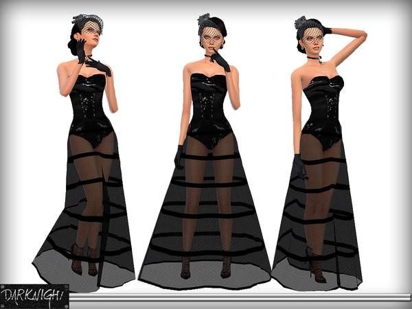 Sebastian outfit by DarkNighTt at TSR image 1227 Sims 4 Updates