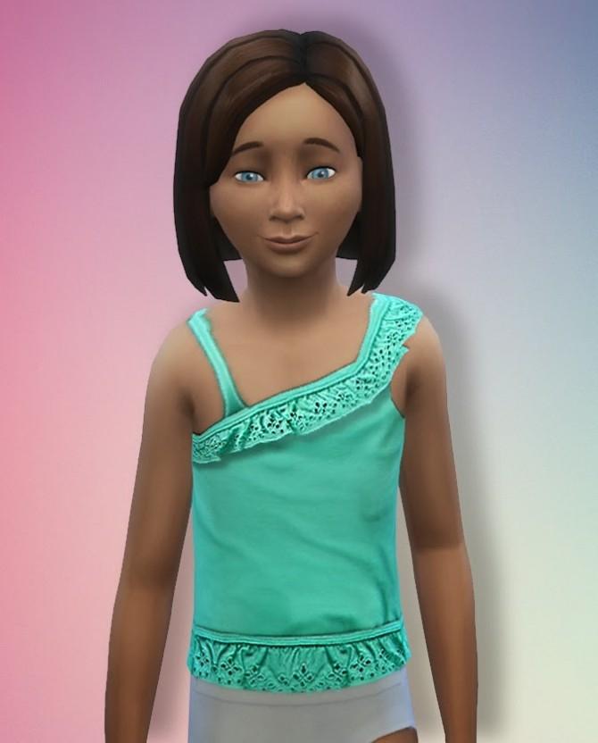 Sims 4 CF Tankini Top by  KiaraRawks at Onyx Sims