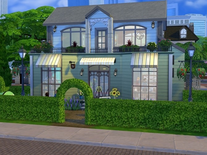 PÉPINIÈRE CHEZ BLOUSS store by Poupouss at Sims Artists image 12411 670x503 Sims 4 Updates