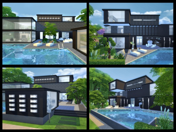 ALTARA modern living by Chemy at TSR image 1250 Sims 4 Updates