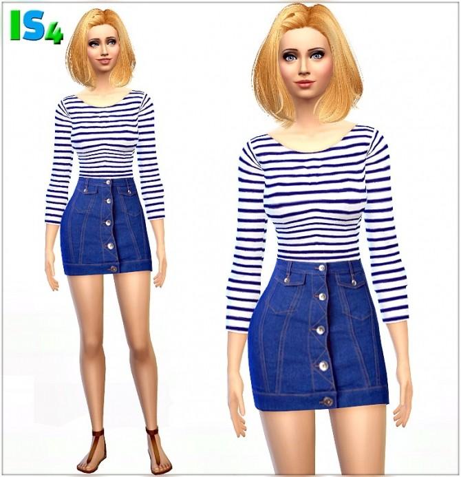 Sims 4 Dress 31 IS4 at Irida Sims4