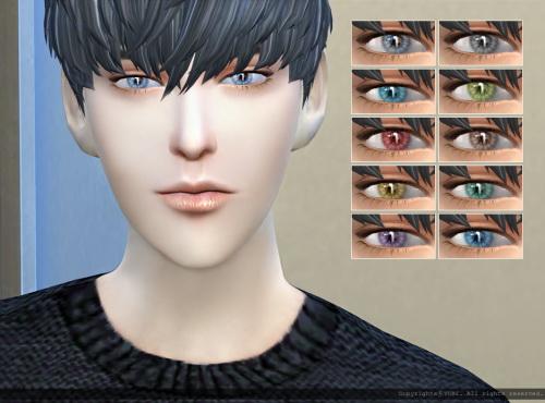 Sims 4 150412 Eye Color 10 Set at Twinklestar Rg Veda
