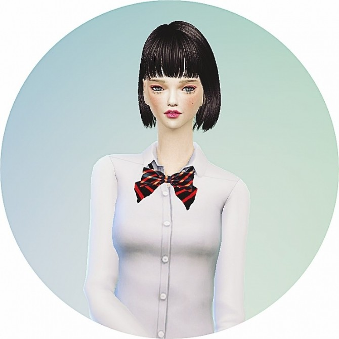 Ribbon tie at Marigold image 13511 670x670 Sims 4 Updates