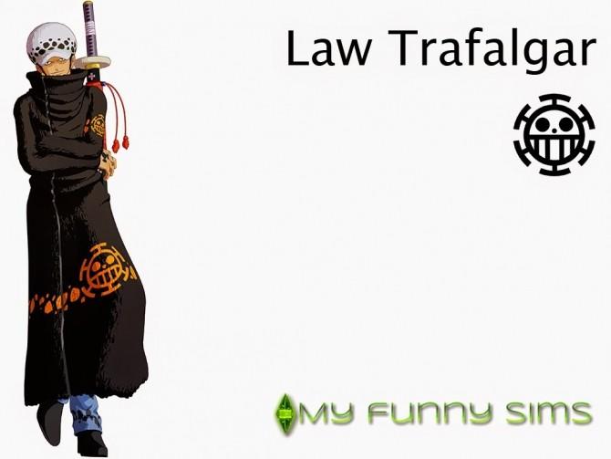 Law Trafalgar Hat at My Funny Sims image 135151 670x503 Sims 4 Updates