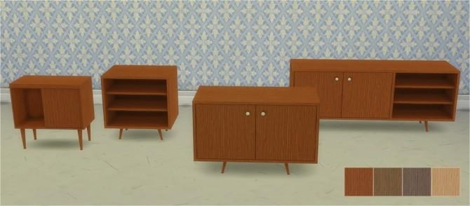 Sims 4 Back To Retro Cabinets at Veranka