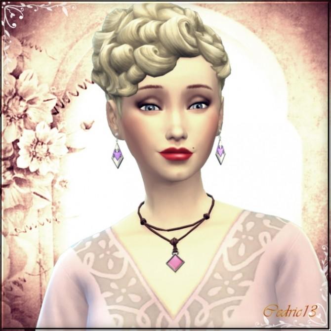 Sims 4 Marina no CC by Cedric13 at L'univers de Nicole