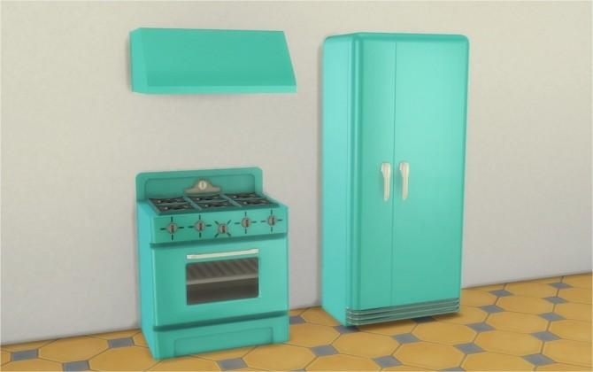 Sims 4 Back To Retro Appliances at Veranka