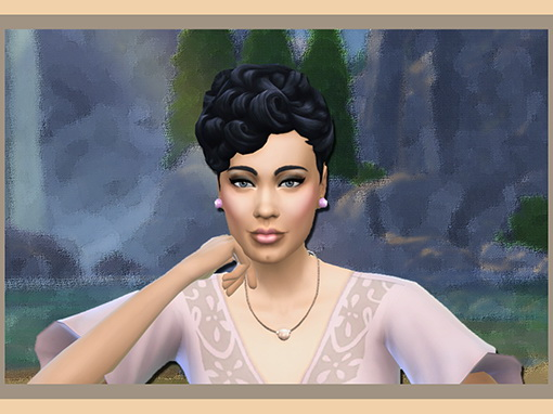 Sims 4 Harmonie Rose, no cc by Mich Utopia at Sims 4 Passions