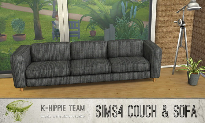 Tech hippie sims 4 updates best ts4 cc downloads for Couch potato sofa company coquitlam