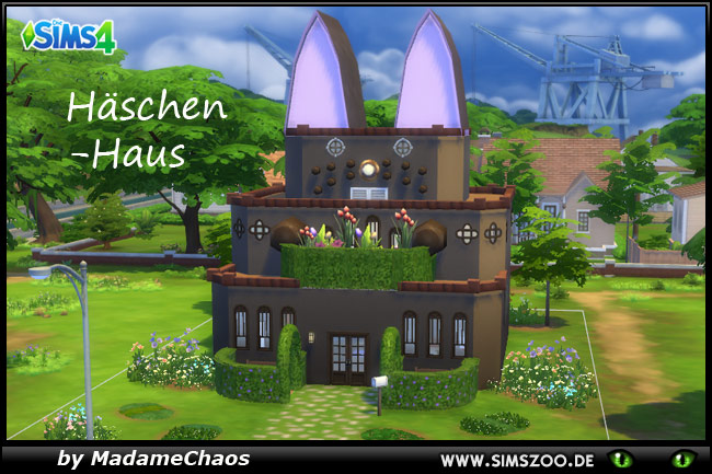 Haeschen house by Mammut at Blacky's Sims Zoo image 1493 Sims 4 Updates
