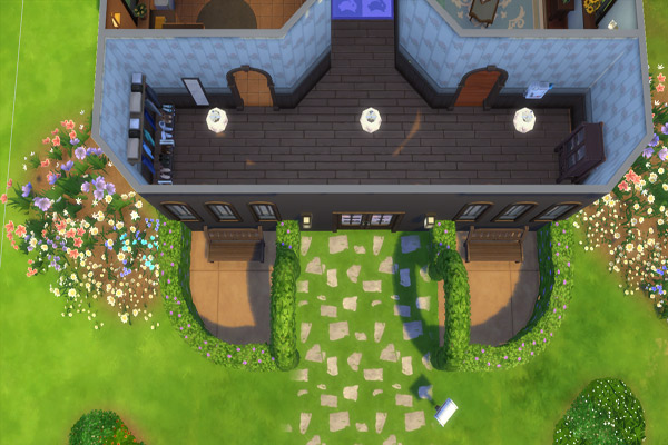 Haeschen house by Mammut at Blacky's Sims Zoo image 1518 Sims 4 Updates
