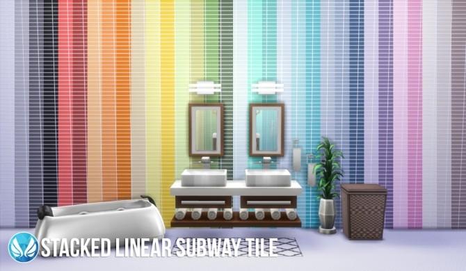 Sims 4 Splashback Glass Tiles at Simsational Designs
