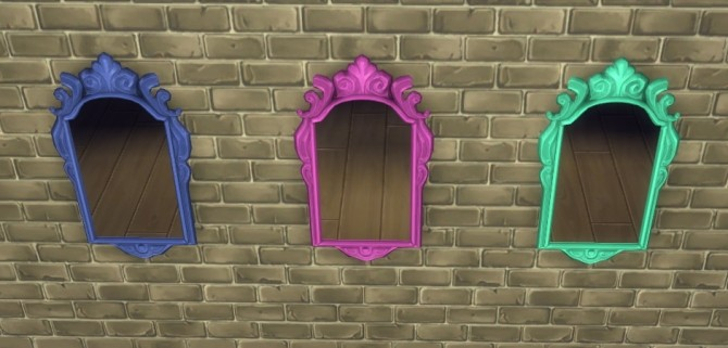 10 Base Game Mirror Recolors at Simpothecary image 15711 670x321 Sims 4 Updates