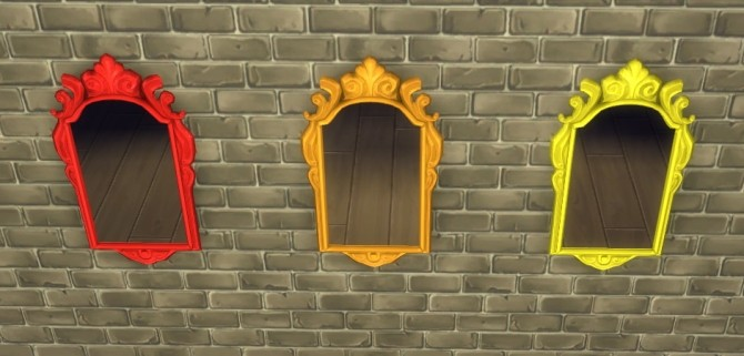 10 Base Game Mirror Recolors at Simpothecary image 15810 670x321 Sims 4 Updates