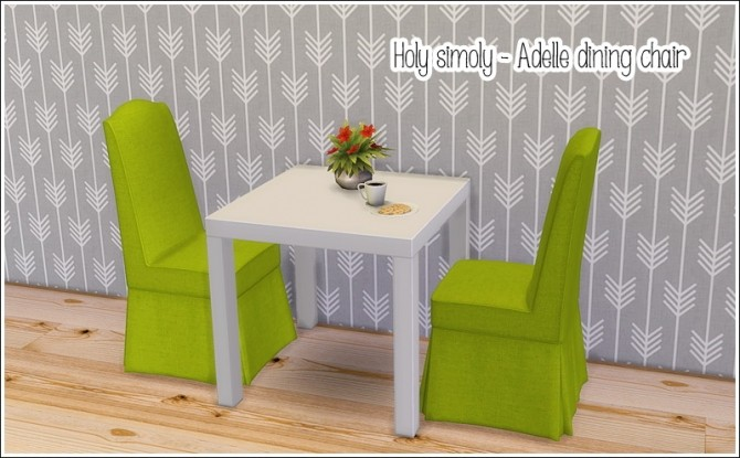 Fantastic Holy Simoly Adelle Dining Chair More At Lina Cherie Sims Home Interior And Landscaping Synyenasavecom