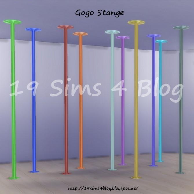 Sims 4 Gogo Stange at 19 Sims 4 Blog