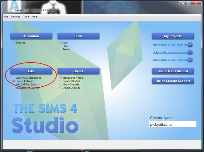 Base game compatible with Sims 4 Studio at Pickypikachu image 1621 670x498 Sims 4 Updates