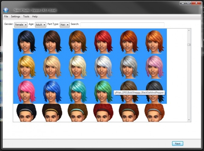 Base game compatible with Sims 4 Studio at Pickypikachu image 1631 670x498 Sims 4 Updates