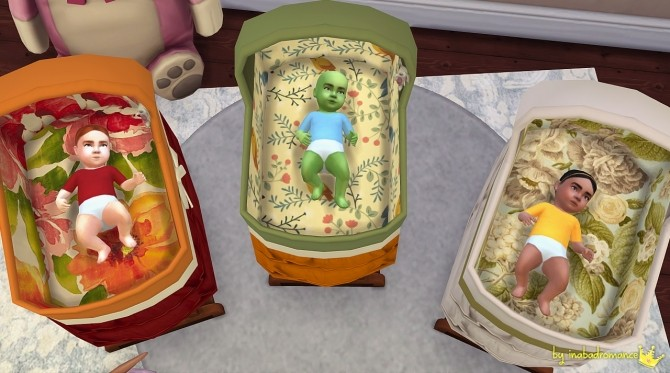 Baby skintones at In a bad Romance image 1654 670x373 Sims 4 Updates