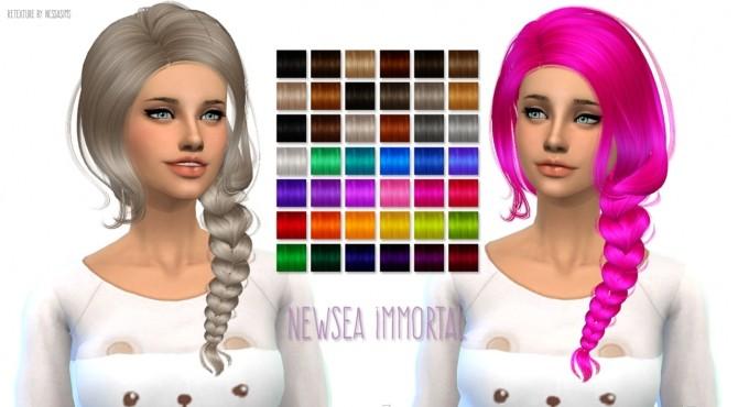 Hair Dump #3 at Nessa Sims image 17910 670x370 Sims 4 Updates