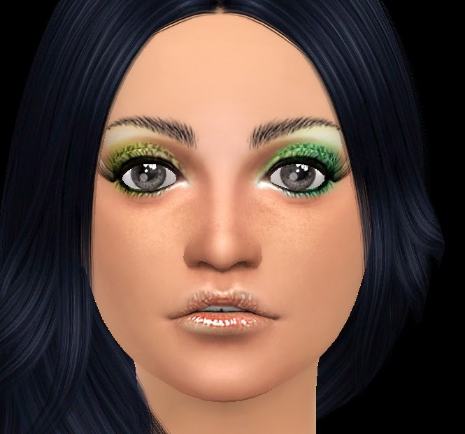 Sims 4 Wildly leopard Shadow at Dachs Sims
