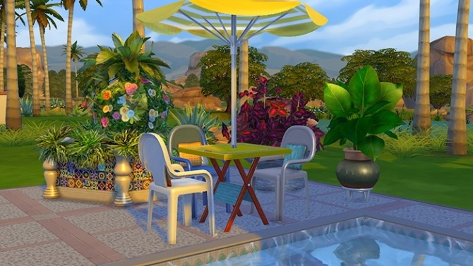14 item conversions from Island Paradise at Femme Jean image 18018 670x377 Sims 4 Updates