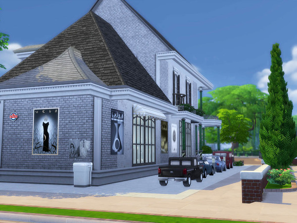 Les Parisiennes clothing shop by Guardgian at TSR image 18106 Sims 4 Updates