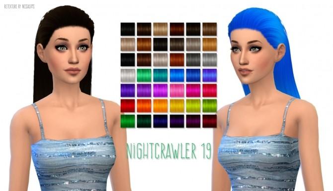 Hair Dump #3 at Nessa Sims image 18116 670x386 Sims 4 Updates