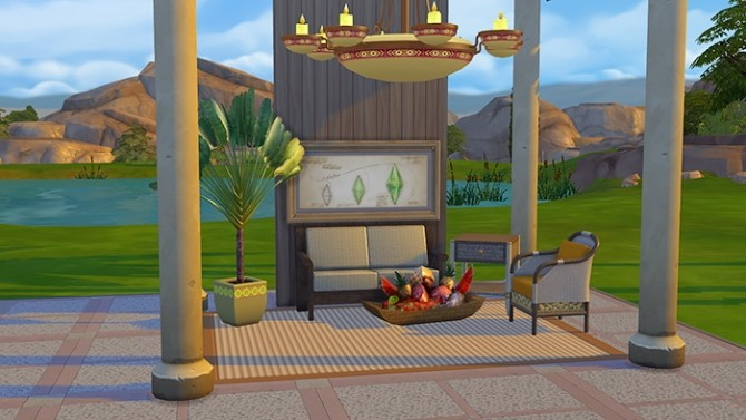 14 item conversions from Island Paradise at Femme Jean image 18122 670x377 Sims 4 Updates