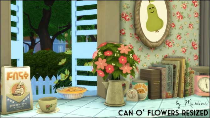 CanO flowers resized at Martine's Simblr image 18218 670x377 Sims 4 Updates