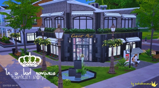 Fashion Store at In a bad Romance image 18311 670x373 Sims 4 Updates